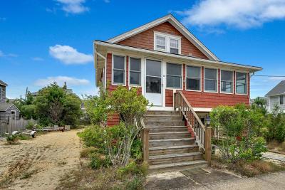 Seaside Park Single Family Home For Sale: 17 - 19 2nd Avenue