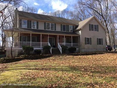 Monmouth County Single Family Home For Sale: 5 Craig Court
