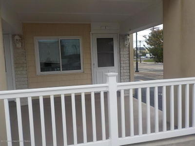 Seaside Heights Condo/Townhouse For Sale: 1515 Boulevard #1