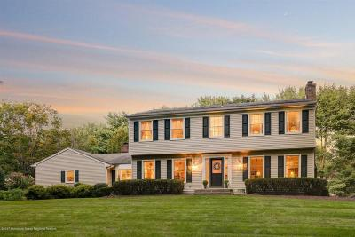 Monmouth County Single Family Home For Sale: 7 Old Farm Road