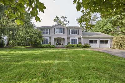 Monmouth County Single Family Home For Sale: 10 Holly Tree Lane