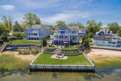 Monmouth County Single Family Home For Sale: 1620 N Marconi Road