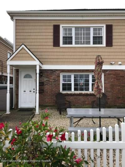 Seaside Park Condo/Townhouse For Sale: 703 Central Avenue Avenue #101
