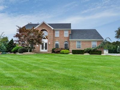 Monmouth County Single Family Home For Sale: 20 Leiden Road