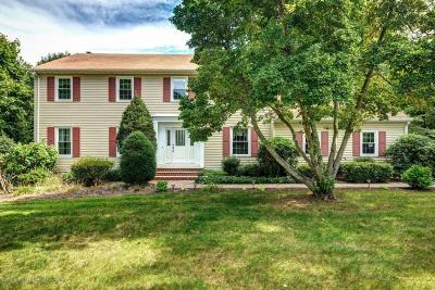 Monmouth County Single Family Home For Sale: 819 Tilton Place