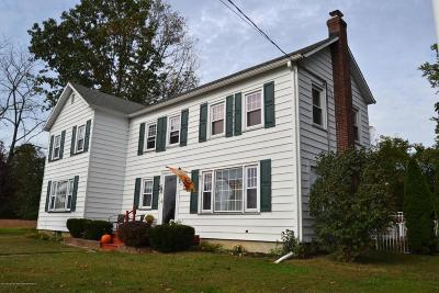 Howell Single Family Home For Sale: 418 Squankum Yellowbrook Road
