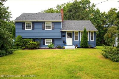 Monmouth County Single Family Home For Sale: 61 Pedee Place