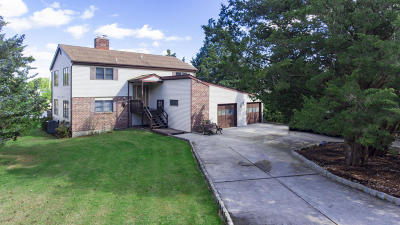 Ocean County Single Family Home For Sale: 248 Country Club Boulevard