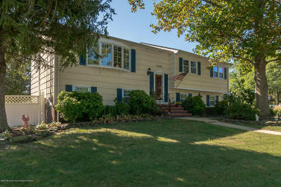 Brick Single Family Home For Sale: 410 Winding Way