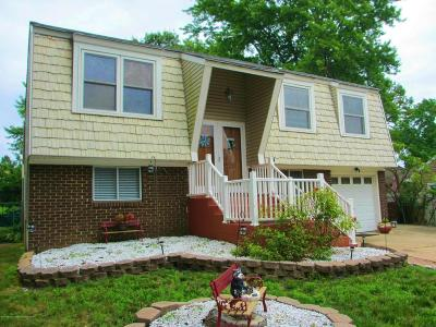 Ocean County Single Family Home For Sale: 19 Commodore Court