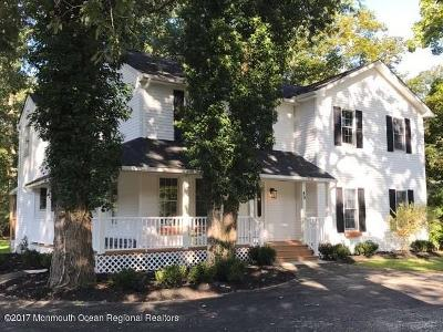 Ocean County Single Family Home For Sale: 40 Frank Applegate Road