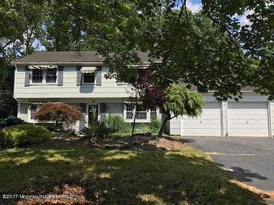 Monmouth County Single Family Home For Sale: 14 Maywood Drive