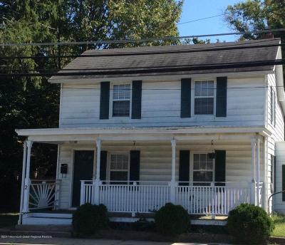 Ocean County Single Family Home For Sale: 2 Maple Road