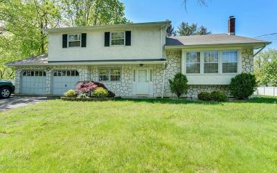 Monmouth County Single Family Home For Sale: 443 Union Hill Road