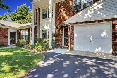 Spring Lake Condo/Townhouse For Sale: 6 Dogwood Court