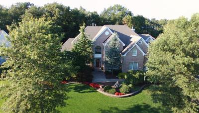 Toms River Single Family Home For Sale: 1236 Steeplechase Court