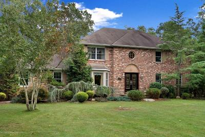 Freehold Single Family Home Under Contract: 345 Jackson Mills Road
