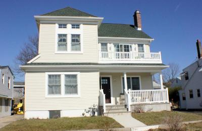 Bradley Beach Rental For Rent: 408 Burlington Avenue