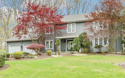 Freehold Single Family Home For Sale: 89 Deer Path Lane