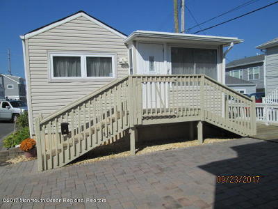 Lavallette Single Family Home For Sale: 118 W Dune Way