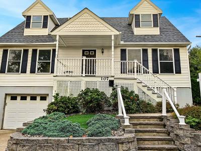 Bradley Beach Single Family Home For Sale: 107 Madison Avenue