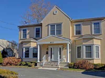 Long Branch, Monmouth Beach, Oceanport Single Family Home For Sale: 877 Norwood Avenue