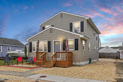 Seaside Heights Single Family Home For Sale: 259 Kearney Avenue