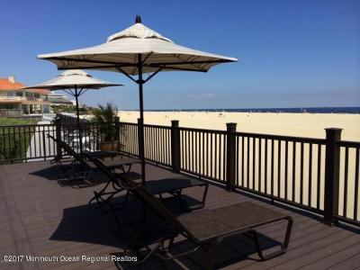 Long Branch Condo/Townhouse For Sale: 675 Ocean Avenue #6 L