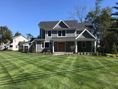 Spring Lake Single Family Home For Sale: 1904 Parkview Terrace