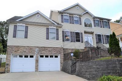 Brick Single Family Home For Sale: 652 Hillside Avenue