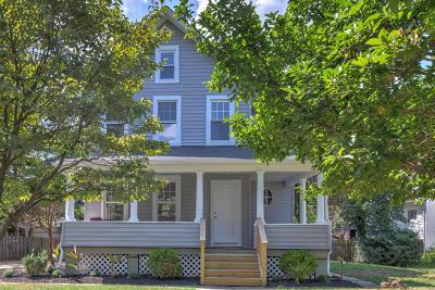 Red Bank Single Family Home For Sale: 126 Hudson Avenue