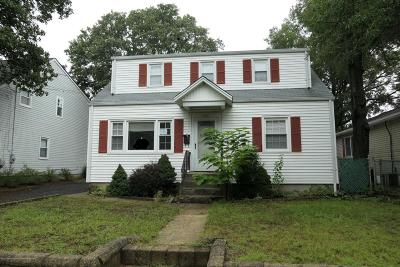 Hazlet Single Family Home Under Contract: 113 5th Street