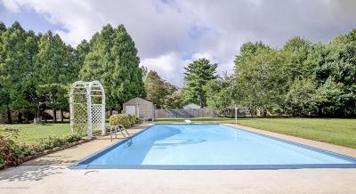Freehold Single Family Home For Sale: 321 Pond Road