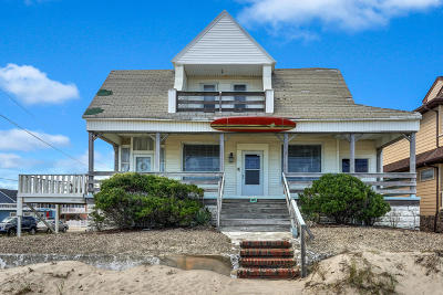 Seaside Park Multi Family Home For Sale: 301 N Ocean Avenue