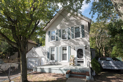 Hazlet Single Family Home For Sale: 644 Holmdel Road