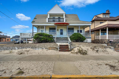 Seaside Park Single Family Home For Sale: 301 N Ocean Avenue