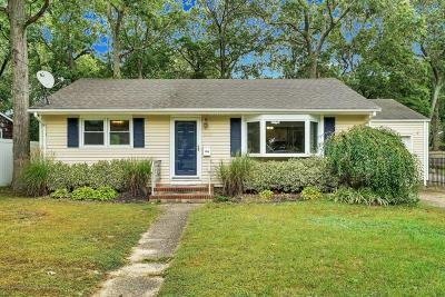 Point Pleasant Single Family Home For Sale: 1338 River Avenue