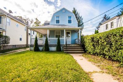 Belmar Single Family Home For Sale: 611 13th Avenue
