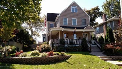 Asbury Park Single Family Home For Sale: 1304 3rd Avenue