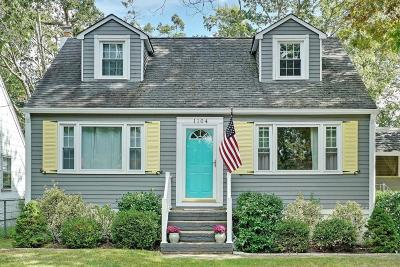 Point Pleasant Single Family Home For Sale: 1104 Sunset Avenue