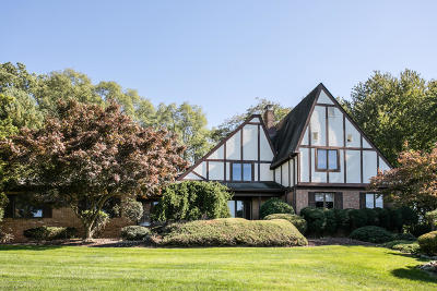 Holmdel Single Family Home For Sale: 28 Longview Drive