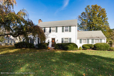 Fair Haven Single Family Home For Sale: 51 Woodland Drive