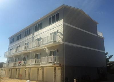 Seaside Heights Condo/Townhouse For Sale: 205 Fremont Avenue #Unit 2