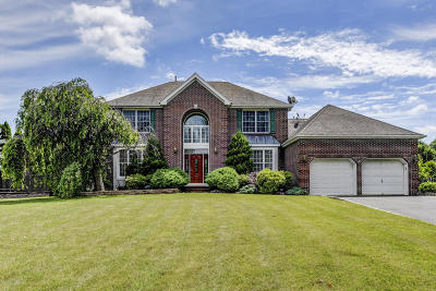 Freehold Single Family Home For Sale: 14 Tuscan Drive
