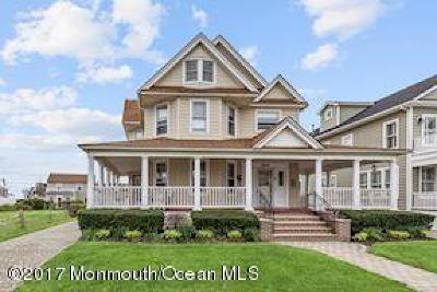 Belmar Multi Family Home For Sale: 103 4th Avenue