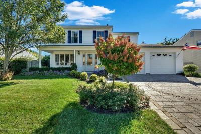 Howell Single Family Home Under Contract: 46 Markwood Drive