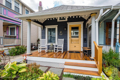 Ocean Grove Single Family Home Under Contract: 24 Heck Avenue