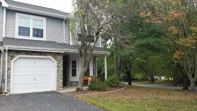 Tinton Falls Condo/Townhouse Under Contract: 2 Red Fox Court