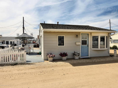 Lavallette Single Family Home Under Contract: 21 E Penguin Way