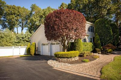 Manalapan Single Family Home Under Contract: 16 Hapenny Drive